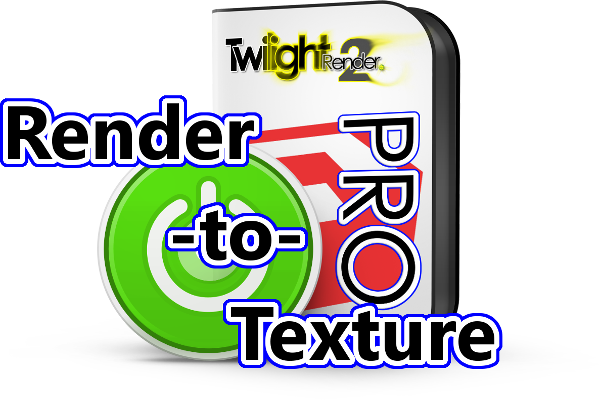 Twilight Render Render-to-Texture AddOn